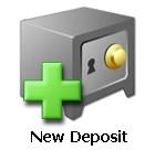 new deposit safe